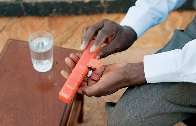 Botswana extends free HIV treatment to non-citizens